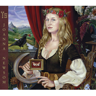 Joanna Newsom album art (Ys)